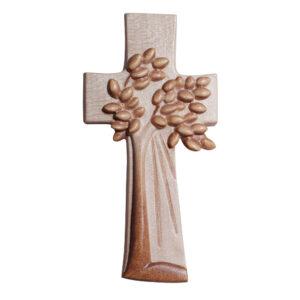 Kreuz – Lebensbaum