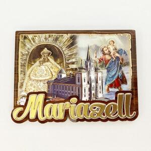 Kühlschrankmagnet – Mariazell – Christophorus