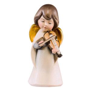 Mariazeller Traumengel mit Geige – lasiert