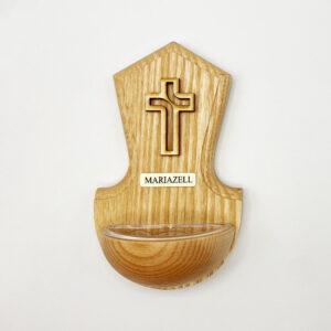 Mariazeller Weihkessel mit Kreuz