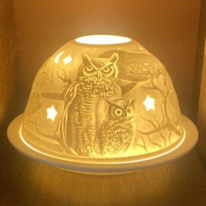 Mariazeller Porzellanlicht – EULE