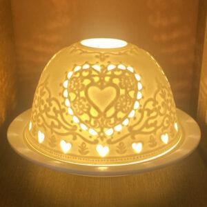 Mariazeller Porzellanlicht – HERZ