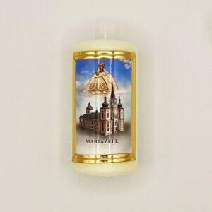 Mariazeller Zierkerze – Basilika-Madonna