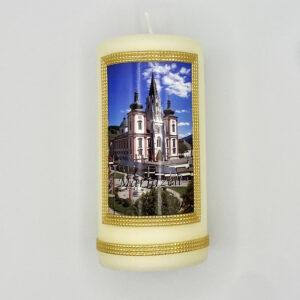 Mariazeller Zierkerze – Basilika Mariazell